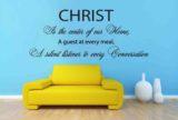 CHRIST quote