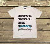BOYS WILL BE BOYS 27.10