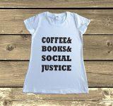 COFEE & BOOKS & SOCIAL JUSTICE